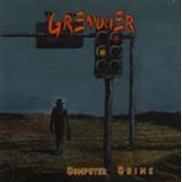 Grenouer - Computer Crime (Music CD)