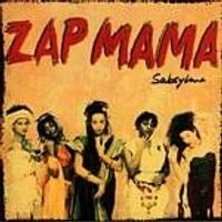 Zap Mama - Sabsylma (Music CD)