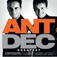 Ant & Dec - Greatest (Music CD)