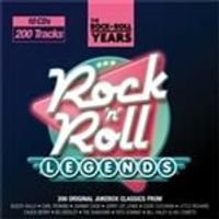 Various Artists - Rock n Roll Years, The (Rock n Roll Legends) (Music CD)