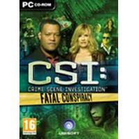 CSI - Crime Scene Investigation: Fatal Conspiracy (PC)