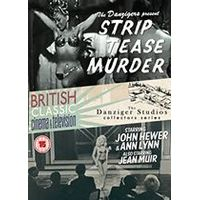 Strip Tease Murder