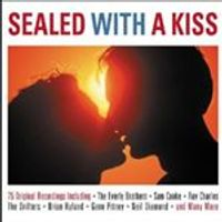 Various Artists - Sealed With A Kiss (Music CD)
