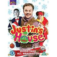 Justins House: Christmas All Wrapped Up [DVD]