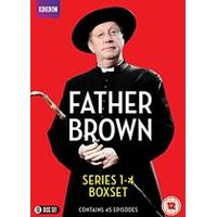 Father Brown Complete Series 1-4 (Box Set)