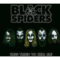 Black Spiders - Kiss Tried To Kill Me EP (Music CD)
