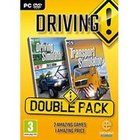 Driving Double Pack - Transport Simulator Plus Driving 2013 (PC DVD)