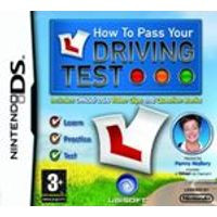 How To Pass Your Driving Test (Nintendo DS)