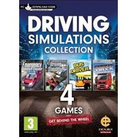 Driving Simulation Collection - Digital Card Download (PC DVD)