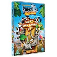 Penguins Of Madagascar - Happy King Julien Day