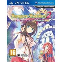 Dungeon Travelers 2: The Royal Library and the Monster Seal (PlayStation Vita)