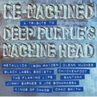 Various Artists - Re-Machined (A Tribute to Deep Purples Machine Head) (Music CD)