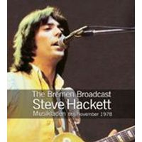 Steve Hackett - The Bremen Broadcast ~ Musikladen 8th November 1978