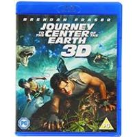 Journey To The Centre Of The Earth 3D (Blu-Ray)