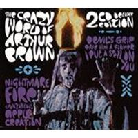 Arthur Brown - Crazy World Of Arthur Brown, The (Music CD)