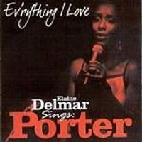 Elaine Delmar - Evrything I Love (Music CD)
