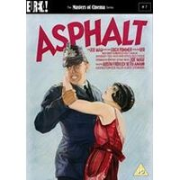 Asphalt (Silent) (Masters Of Cinema)