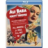 Ali Baba And The Forty Thieves (Blu-Ray)
