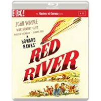 Red River Starring JOHN WAYNE (Masters of Cinema) (Blu-ray)