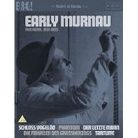 Early Murnau - Five Films (Schloß Vogelöd, Phantom, Der Letzte Mann, The Grand Duke's Finances, Tartuffe) (Masters of Cinema) (B