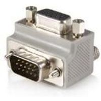 StarTech Right Angle VGA to VGA Cable Adaptor Type 1 - M/F