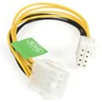 StarTech EPS 8 Pin Power Extension Cable (8in)