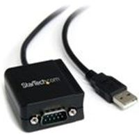 StarTech USB to RS232 Adaptor Cable with COM Retention