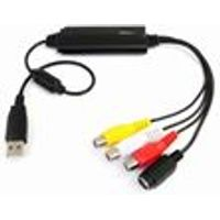 StarTech USB S-video and Composite Audio Video Capture Cable