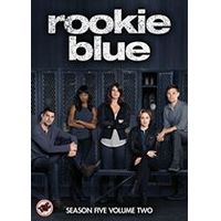Rookie Blue Season 5 Volume 2: The Final Episodes