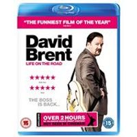 David Brent: Life on the Road [Blu-ray] [2016] (Blu-ray)