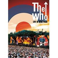 The Who:Live in Hyde Park [DVD] [NTSC]