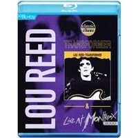 Lou Reed - Transformer (Classic Albums) + Live At Montreux 2000 [Blu-ray] [2014] (Blu-ray)