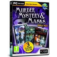 Murder,Mystery and Masks Triple Pack (PC CD)