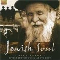Mike Tabor - Jewish Soul (Lively Jewish Music At Its Best) (Music CD)