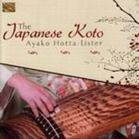 Japanese Koto (Music CD)