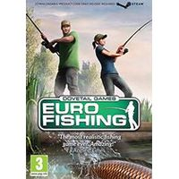 Dovetail Games Euro Fishing (PC CD)