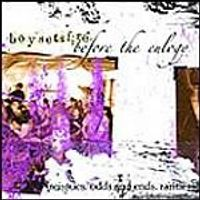 Boy Sets Fire - Before The Eulogy (Music CD)