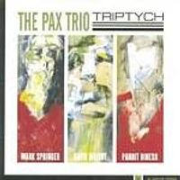 The Pax Trio - Triptych (Music CD)