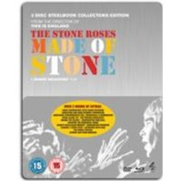 Stone Roses: Made of Stone DVD/BD Steelbook (2 Disc)