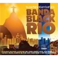 Banda Black Rio - Super Nova Samba Funk (Music CD)