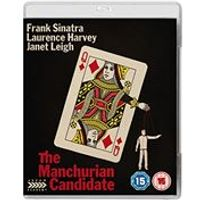 The Manchurian Candidate (1962) [Dual Format Blu-ray + DVD]