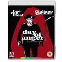 Day of Anger [Dual Format Blu-ray + DVD]