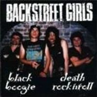 Backstreet Girls - Black Boogie Death Rock Nroll (Music Cd)