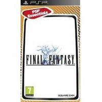 Final Fantasy: 1 - Essentials (PSP)