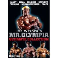 Joe Weiders Mr Olympia Ultimate Collection
