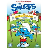 The Smurfs - The Smurfic Games and Other Favourite Sporting Episodes