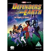 Defenders Of The Earth - Complete