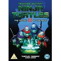 Teenage Mutant Ninja Turtles 2 - The Secret of the Ooze (1991)
