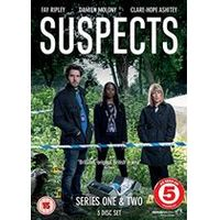Suspects Series 1 & 2