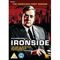 Ironside - The Complete First Season